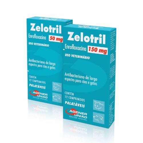 Antibacteriano Zelotril Comprimidos