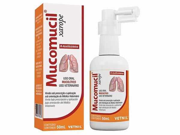 Expectorante Mucomucil Xarope 50 ml