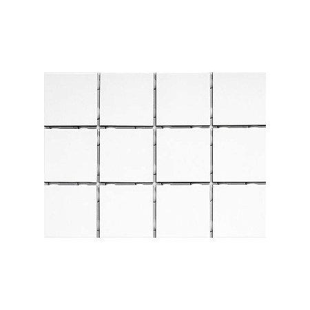 Revestimento Strufaldi White 10x10  Cod. 1095