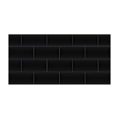 Revestimento Strufaldi Black Black 10x20 Cod. 5520