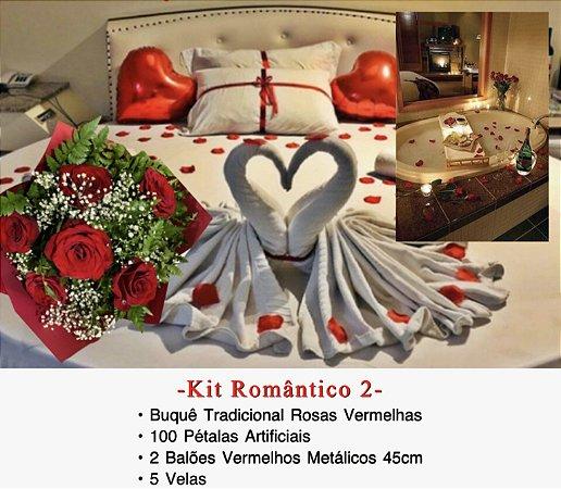 Kit Surpresa Romântica 2