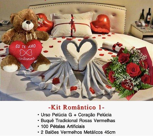 Kit Surpresa Romântica 1