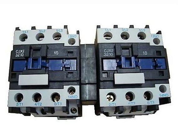 Contator 3CV Duplo - 220V