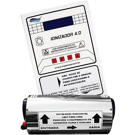 Ionizador Piscina Impercap 4.0 - Até 100.000 Litros
