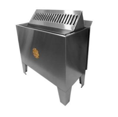Sauna seca elétrica finlandia Star 18 kw 220v impercap