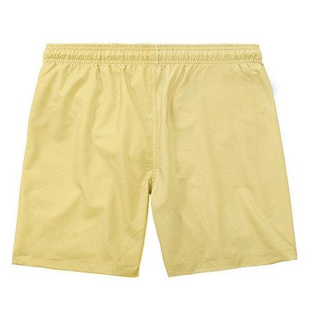 Short masculino Mamoo Amarelo claro