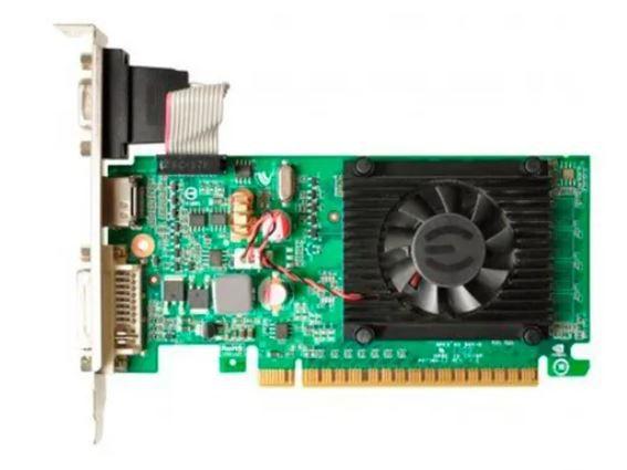 Placa De Video Nvidia Evga Geforce 200 Series 1gb (13105)