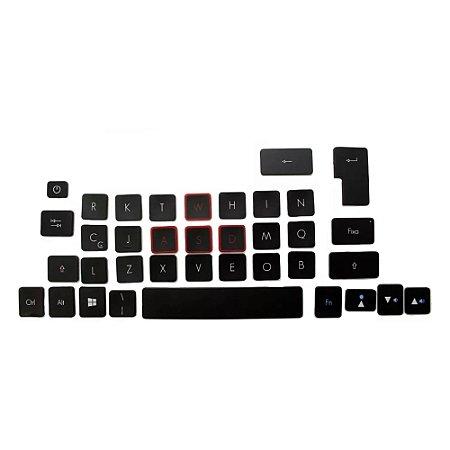 Teclas Avulsas Teclado Acer Vx15 Vx5-591 Vx5-591g (12278)