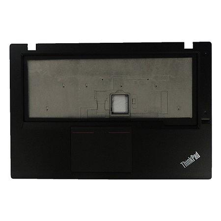 Carcaça Touchpad Com Leitor Biometrico Lenovo T440s (10709)