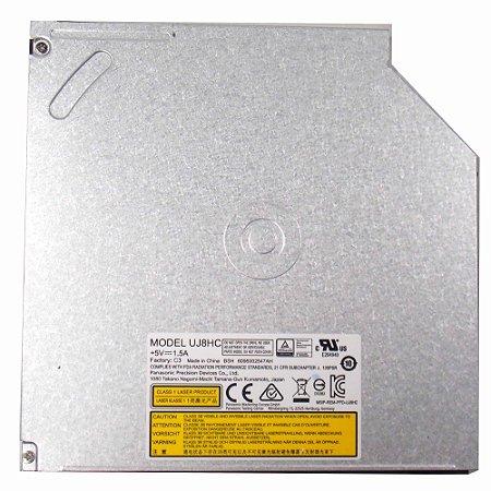 Gravadora Dvd Notebook Ultrabook Slim 9mm (7604)