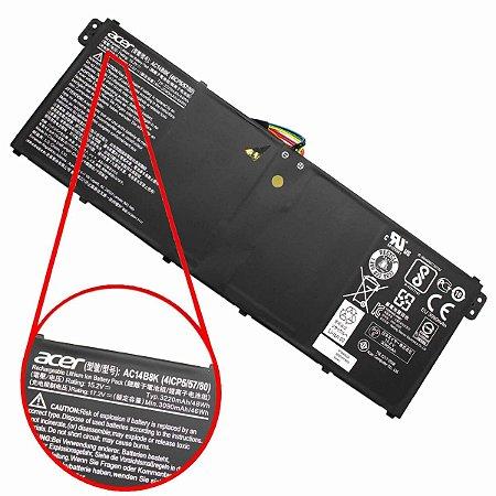 Bateria Compatível Acer E3-111 E3-112 Ac14b8k (12012)
