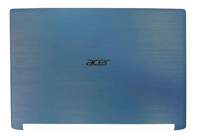 Carcaça Face A Notebook Acer Aspire A515 Azul (13140)