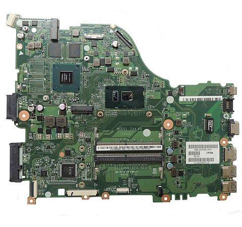 Placa Mãe Acer F5-573g Dazaamb16e0 Proc I5 C/ Video (13755)