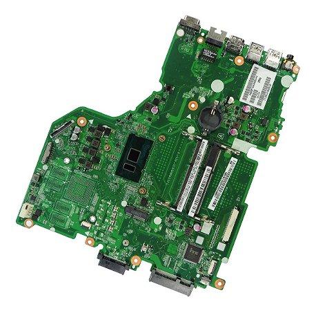 Placa Mãe Notebook Acer Aspire Da0zrwmb6g0 Proc. I7 (13781)