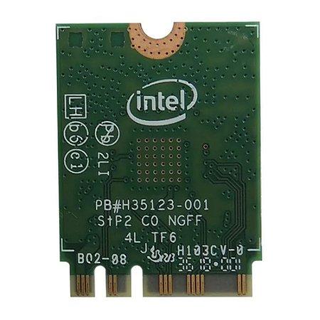 Placa Intel Dual Band Wireless-ac 7265ngw 5ghz (13304)