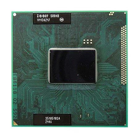 PROCESSADOR INTEL CORE I5-2410M SR04B (3M, 2.30 GHZ) (1003)