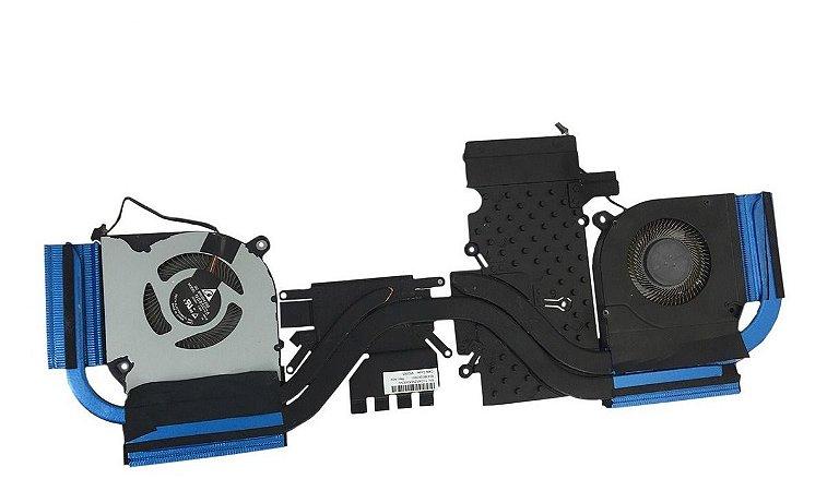 Cooler + Dissipador Acer Predator Helios 300 Ph315-52(13878)