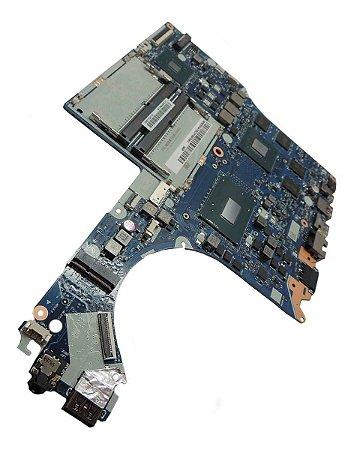Placa Mãe Notebook Lenovo Y530-15ich I5-8300 Gtx1050 (13884)