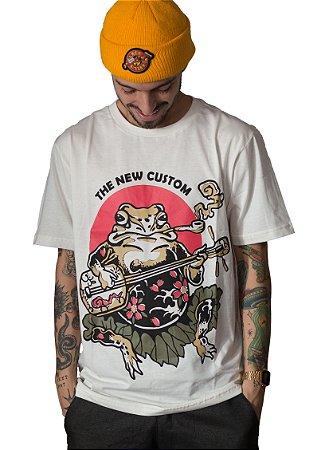 Camiseta New Custom Kaeru