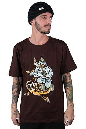 Camiseta New Custom Fish