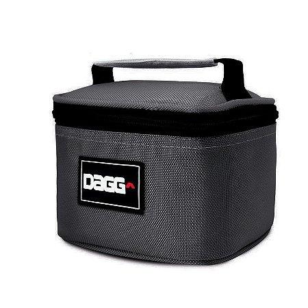 Mini Bolsa Térmica Fitness Cinza - Dagg