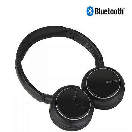 Headphone Bluetooth Msx - Preto