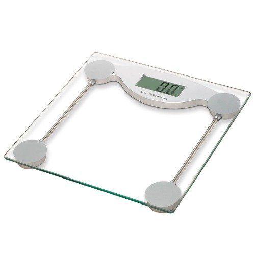 Balança Digital Personalizada De Alta Precisão Quadrada - 150Kg