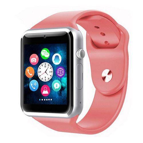 Relógio Dagg Smartwatch Armor Premium Touch - ROSA