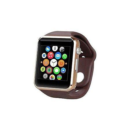 173701e30f7 Relógio Dagg Smartwatch Armor Premium Touch Dourado - Dagg - Bolsas ...