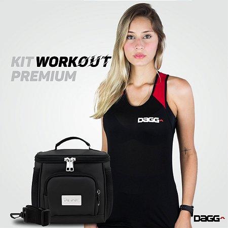 Kit Workout Premium Red