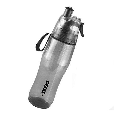 Garrafa Dagg Squeeze Com Spray Borrifador