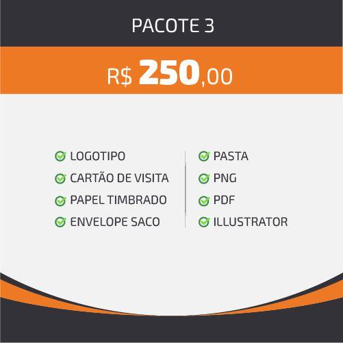 PACOTE - 3