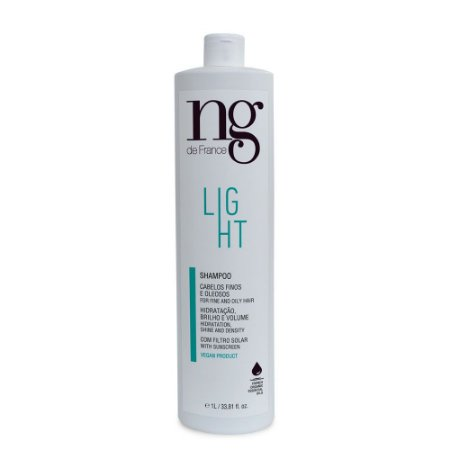 Shampoo Light NG de France 1000ml