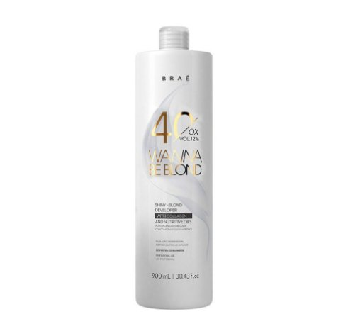 Wanna Be Blond Ox. 40 Vol. Braé 900ml