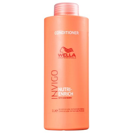 Wella Invigo Nutri-Enrich Condicionador 1000ml
