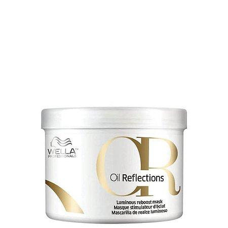 Wella Oil Reflections Luminous Reboost Máscara Capilar 500ml