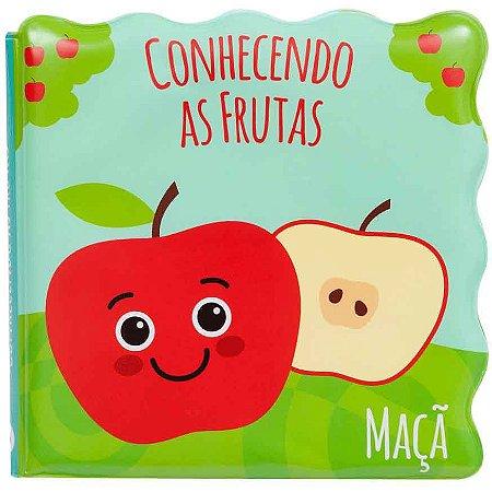 LIVRINHO DE BANHO -  CONHECENDO AS FRUTAS