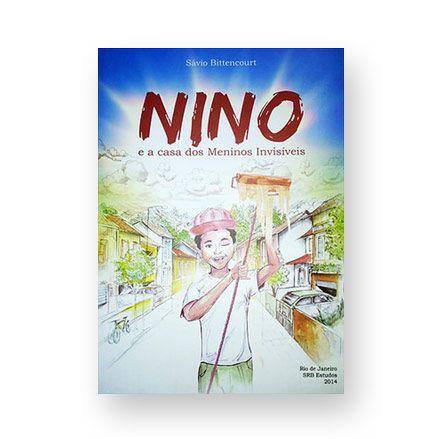 NINO e a Casa dos Meninos Invisíveis