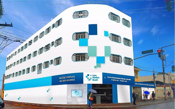 CONSULTA MÉDICA - ENDOCRINOLOGISTA - GUARULHOS - CENTRO