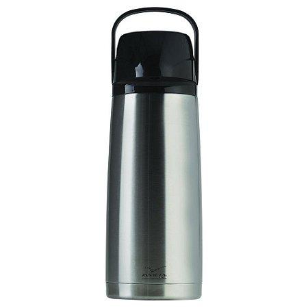 Garrafa Térmica Air Pot Inox Inquebrável 1,8L - Invicta