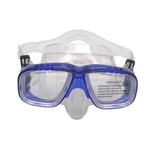 Máscara de Mergulho X Dive - Nautika