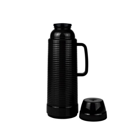Garrafa Térmica 1 litro Use Daily Preto Mor