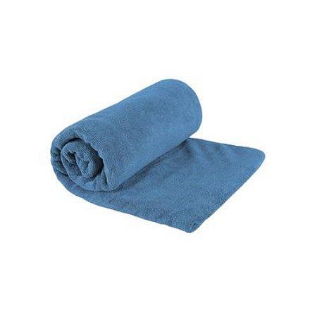 Toalha Tek Towel L Azul - Sea to Summit
