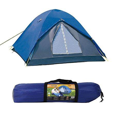 Barraca Camping Fox para 2/3 pessoas Nautika