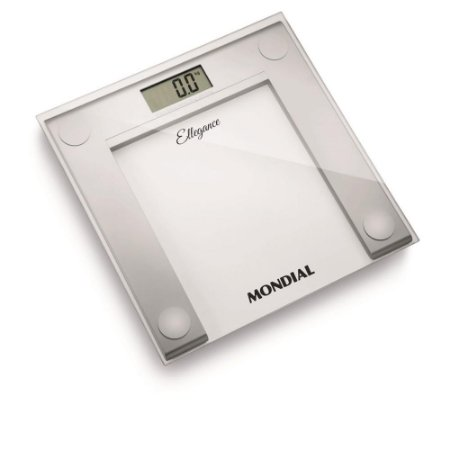 Balança Digital Ellegance 150kg Mondial