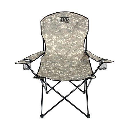 Cadeira Dobravél Araguaia Comfort 150 kg Belfix