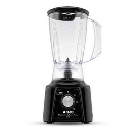 Liquidificador Power Mix Plus LQ20 127V Preto Arno