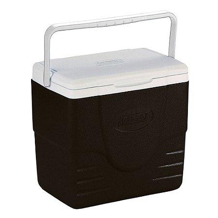 Caixa Térmica 15,1 litros Preta 16QT Coleman