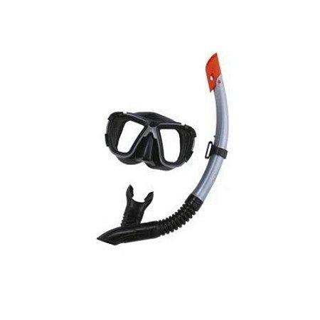 Kit Snorkel e Máscara Hydro Force Bestway
