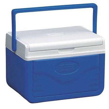 Caixa Térmica 4,7 litros Azul 5QT Coleman